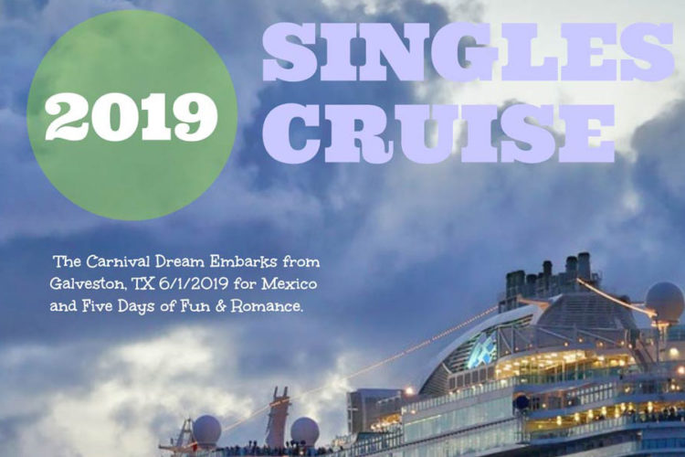 The 2019 VIP Singles Cruise Announcement Coming soon. Stay tuned!